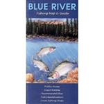 Map Blue River