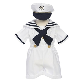 Baby & Boys Sailor Outfit