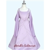 Pearl Lilac Flower Girls Dress