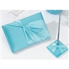 Wedding Guestbook & Pen Set - Aqua
