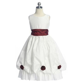 Blossom - White Baby Dress