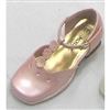 Girls Pink Dress Shoes