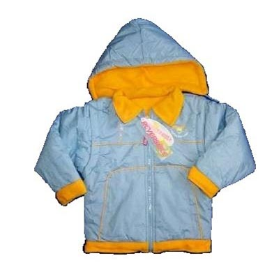 Katrina Powder Blue winter jacket