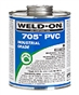 705 Quart Pvc Cement - Clear