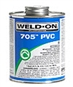 705 Pint Pvc Cement - Clear