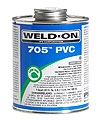 705 1/2 Pint Pvc Cement - Clear