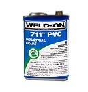 711 IPS Pvc Heavy Body Gray Glue Gallon