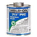 711 Weldon Gray Glue Med. Set