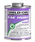 P-68 1/2 Pint Pvc Primer - Purple