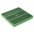 "NDS - 1212 - 12""SQ GRATE-GREEN"