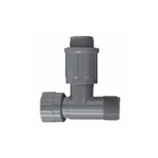 1301-010 - Lasco Manifold Single Tee Vconnxvconnxnt