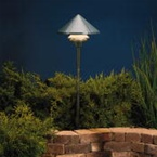 Kichler - 15011AZT - 12V One-Tier Path & Spread Light, Textured Architectural Bronze