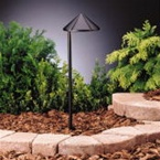 Kichler - 15315BKT - 12V Side Mount Path & Spread Light, Textured Black
