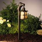 Kichler - 15393OZ - 12V Kentucky Path & Spread Light, Olde Bronze