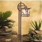 Kichler - 15444OZ - Larkin Estate, Path & Spread Light, 12V