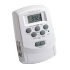 Kichler - 15556WH - 12V Digital Timer w/ Daylight Svngs - White