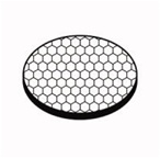 Kichler - 15680BK - Disc Hexcell Louver Shield, for 15381