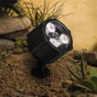 Kichler - 15733BKT - 12V LED 60 Degree Accent Light, Textured Black