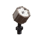 Kichler - 15741AZT - 12V LED 10 Degree Accent Light, Textured Architectural Bronze