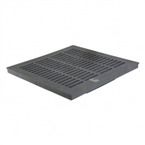"NDS - 1810 - 18"" Sq Grate Gray"