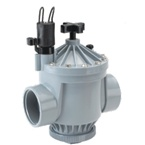 "Irritrol - 216B - 1 1/2"" Electric Globe/Angle Valve, with Flow Control"