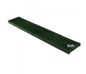 NDS - 242 - 2' Green Channel Grate