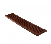 "NDS - 251 - 2"" Brick Red Channel Grate"