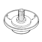 "Toro - 35-2824 - 1"" Diaphragm Assembly"