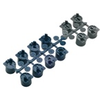 Hunter 356605 Standard Nozzle Set for I-20 Plus Rotors