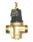 "Conbraco 1"" Pres. Red. Valve w/Union"