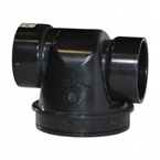 "NDS - 375 - 3"" Abs Backwater Valve"
