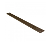 NDS - 544 - Mini Channel Grate - Sand