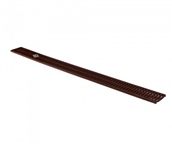 NDS - 551 - 3 ft Brick Channel Grate