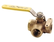 "Conbraco 1"" 3-Way Ball Valve"