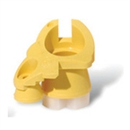 Rain Bird - 8005RCNOZ22 - 8005 Nozzle Only, Yellow