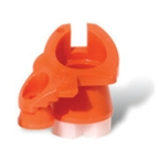 Rain Bird - 8005RCNOZ24 - 8005 Nozzle Only, Orange