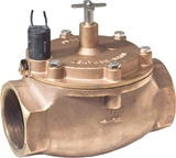 "Weathermatic - 8200CR-10D - 1"" Brass Valve"