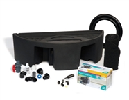 "Atlantic Water Garden CFBASINKIT36 - Complete 36"" Basin Kit"