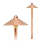 HADCO - CUL10S7 - 12V Contemporary Pathlyte, Copper