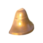 HADCO - CUL20 -  Copper Bell Shape Decklyte