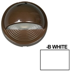 HADCO - DAL1-B -  Round Steplight - White
