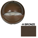 HADCO - DAL1-H -  Round Steplight - Bronze