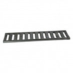 NDS - DS-221 - 2 Ft Galv Channel Grate