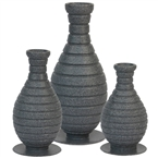 Atlantic Water Gardens - FTNCCVX3 - 3 Piece Vase Fountain Set