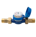 Hunter - HC100FLOW - Flow Meter 1-inch Thread