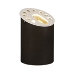 FX - KGZD6LEDBZ - KG Well Light, ZD, 6LED, Bronze Metallic