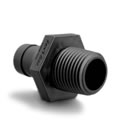 "Rain Bird - MDCF50MPT - Xerigation 1/2"" Male Compression Adapter"