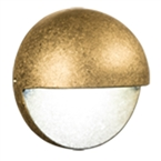 FX - MSZD1LEDAB - MS 1LED Wall Light, with ZD Option, Antique Bronze