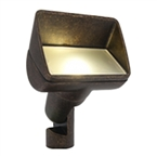 FX - PBZD3LEDBS - PB LED Up Light, 3LED Board, with ZD Option, Natural Brass