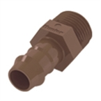 "Adptr 1/2"" NPT-Brb17mmBox Dripline Fit"